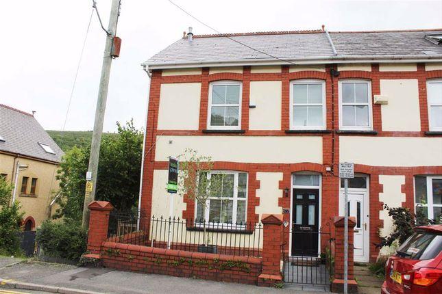 Thumbnail Semi-detached house for sale in Robert Street, Ynysybwl, Pontypridd