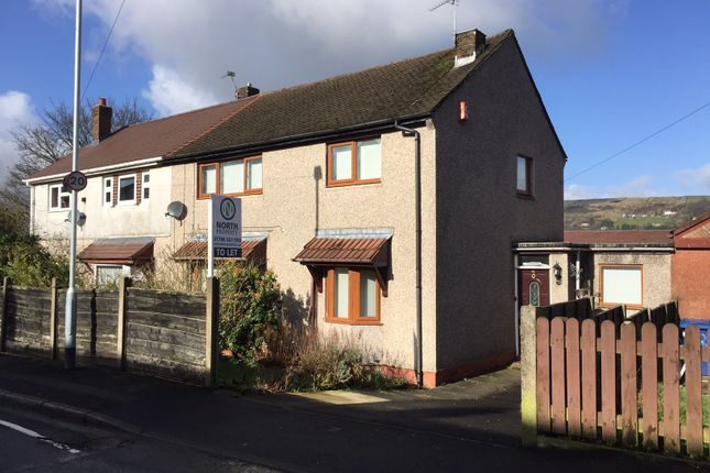 Thumbnail Semi-detached house to rent in Fallbarn Crescent, Rossendale