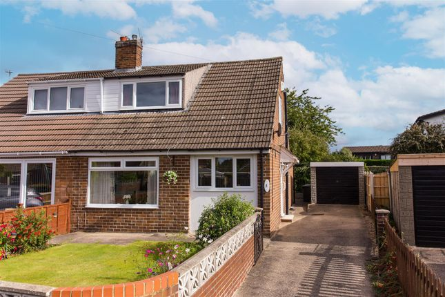 3 bed semi-detached house for sale in Holmsley Garth, Woodlesford, Leeds LS26