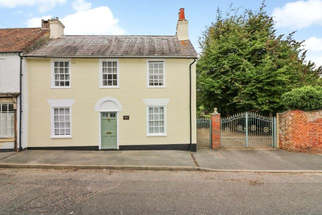 Thumbnail Semi-detached house for sale in High Street, Eastry, Sandwich