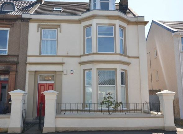 Thumbnail Town house for sale in Montgomerie Street, Ardrossan