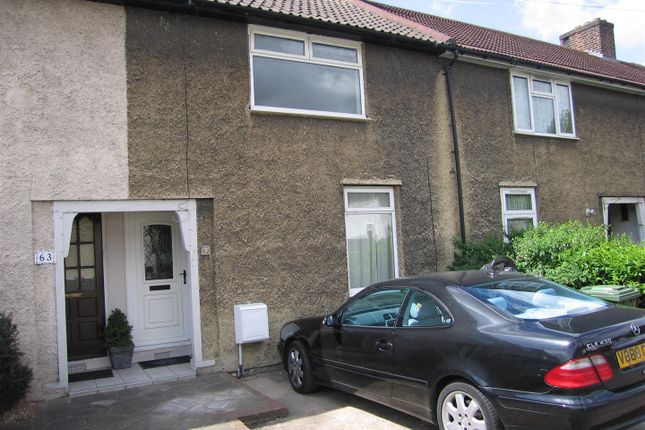 Thumbnail Terraced house to rent in Vincent Road, Dagenham