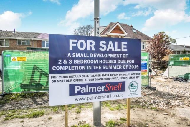 Thumbnail Detached house for sale in 22 Poole Road, Upton, Poole