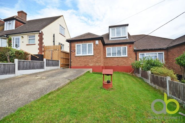 Thumbnail Semi-detached bungalow for sale in Clarence Road, Benfleet