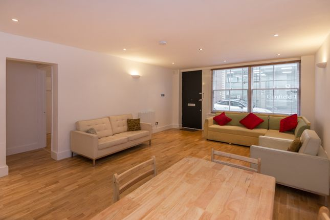 Thumbnail Mews house to rent in Canfield Place, South Hampstead NW6, London,