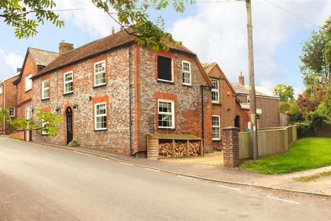Thumbnail Detached house for sale in High Street, East Ilsley, Newbury