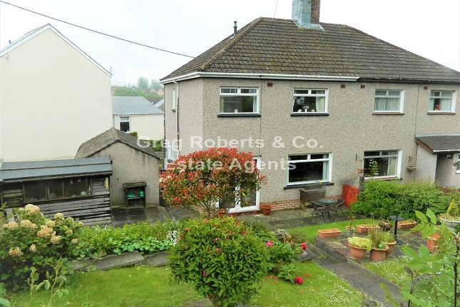 Thumbnail Semi-detached house for sale in Ashby House, Harford Street, Tredegar