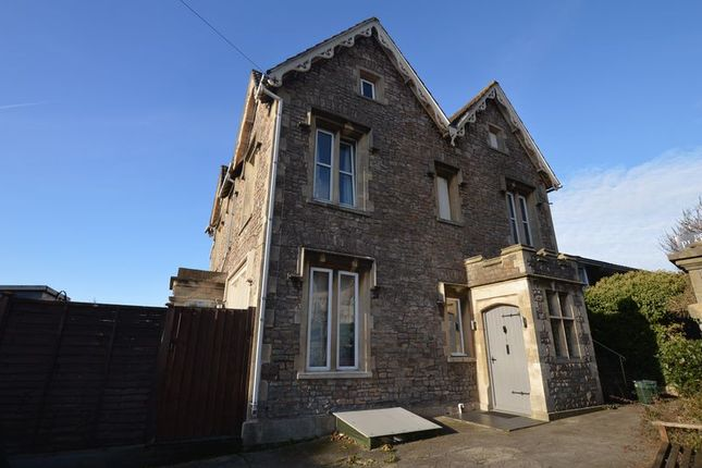 Thumbnail Flat for sale in Montpelier, Weston-Super-Mare