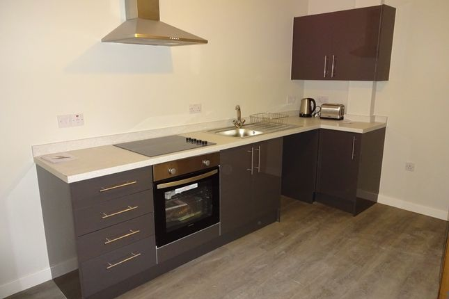 Thumbnail Flat to rent in Richmond Street, Leeds