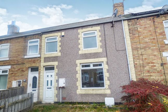 Thumbnail Terraced house to rent in Portia Street, Ashington