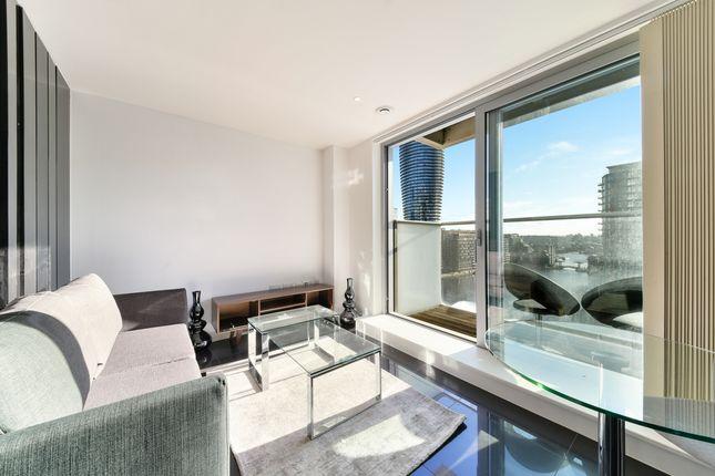 Studio to rent in East Tower, Pan Peninsula, Canary Wharf E14