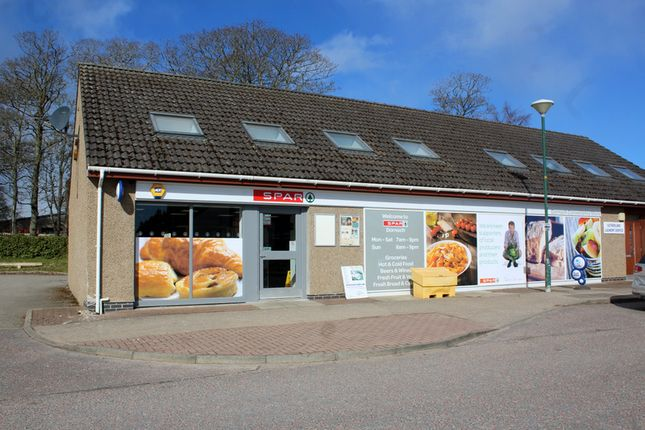 Thumbnail Retail premises to let in Spar Convenience Store, Retail Park, Dornoch