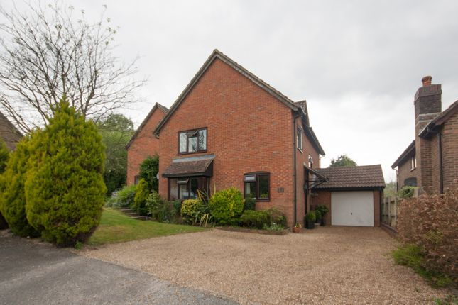 Thumbnail Detached house for sale in Castle Rise, Ridgewood, Uckfield