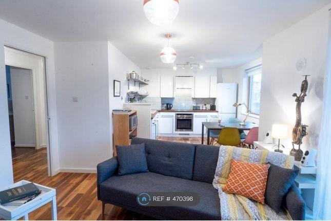 Thumbnail Flat to rent in Nichols Court, London