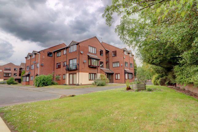 Thumbnail Flat for sale in Saxon Mill Lane, Tamworth