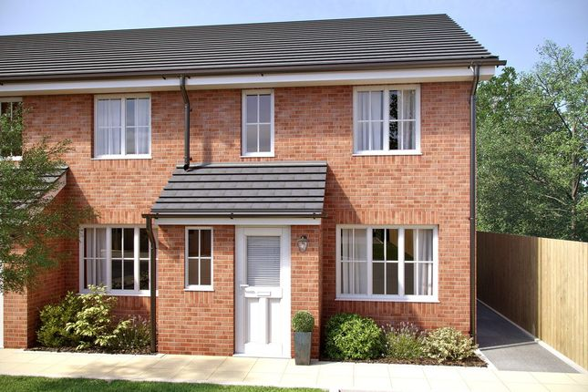 Thumbnail End terrace house for sale in Neelands Grove, Portsmouth