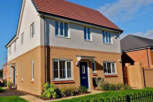 Thumbnail Semi-detached house to rent in Willow Moss Drive, Manchester