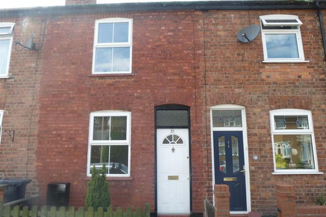 Thumbnail Terraced house to rent in Appleton Street, Northwich
