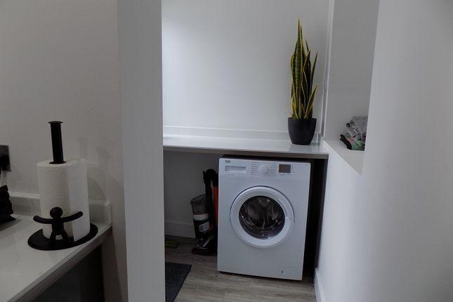 Utility Room of Clarence Street, Ton Pentre, Pentre, Rhondda Cynon Taff. CF41