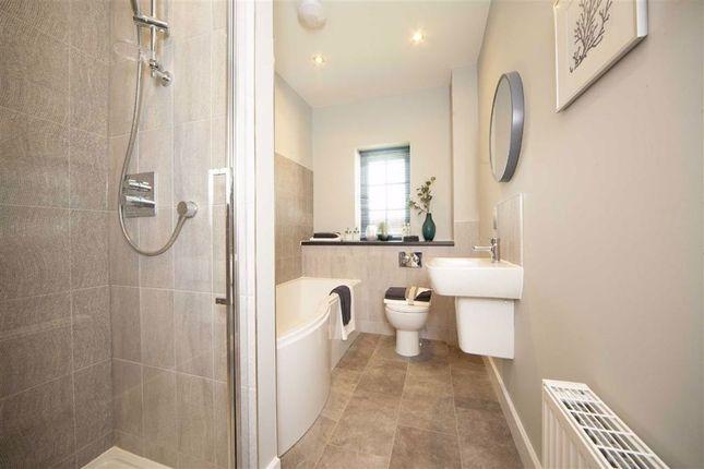 Family Bathroom of The Finstock, Fellside Development, Chipping PR3