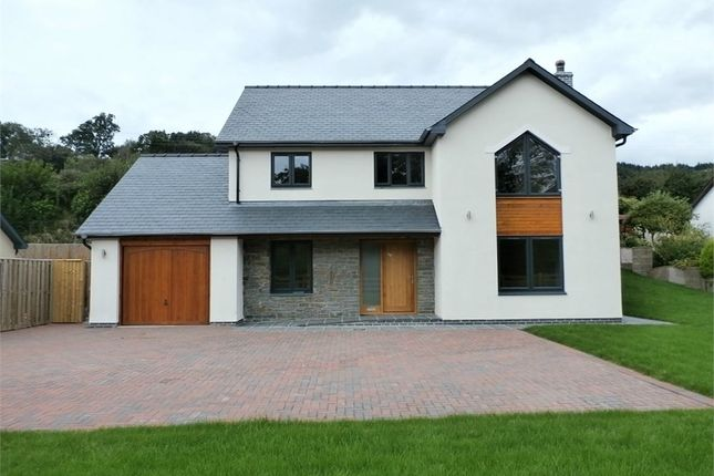 Thumbnail Detached house for sale in Penybont, Capel Bangor, Aberystwyth