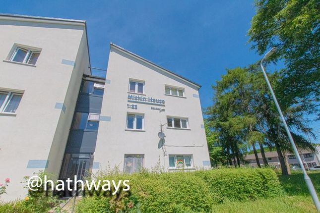 Thumbnail Flat to rent in Llanyravon, Cwmbran