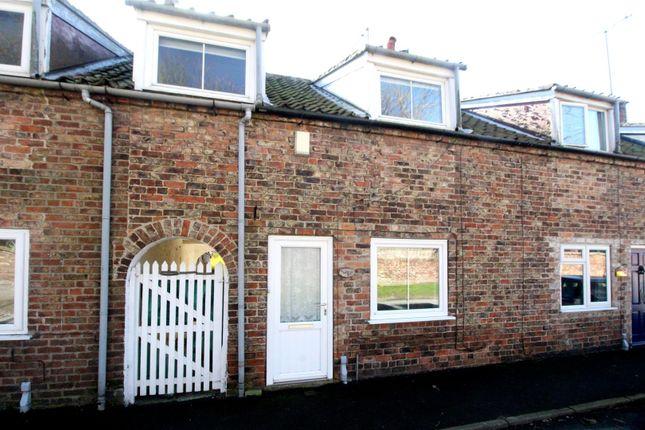 Thumbnail Terraced house for sale in Pulham Lane, Wetwang, Driffield