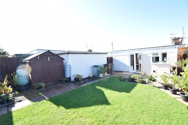 Garden of Maresfield Drive, Pevensey Bay BN24