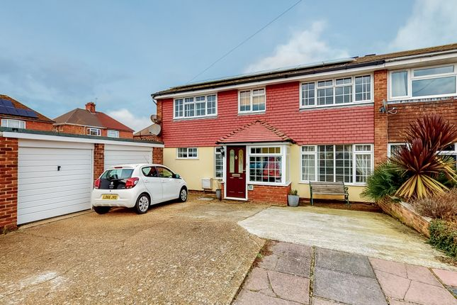 5 bed semi-detached house for sale in Frenchgate Close, Eastbourne BN22