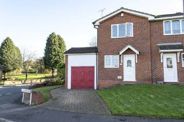 Thumbnail Semi-detached house for sale in Hollyoake Close, Oldbury