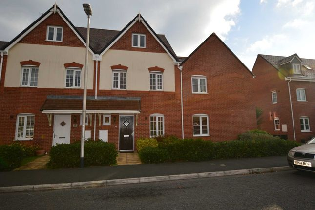 Thumbnail Terraced house to rent in Bryce Drive, Bromborough, Wirral