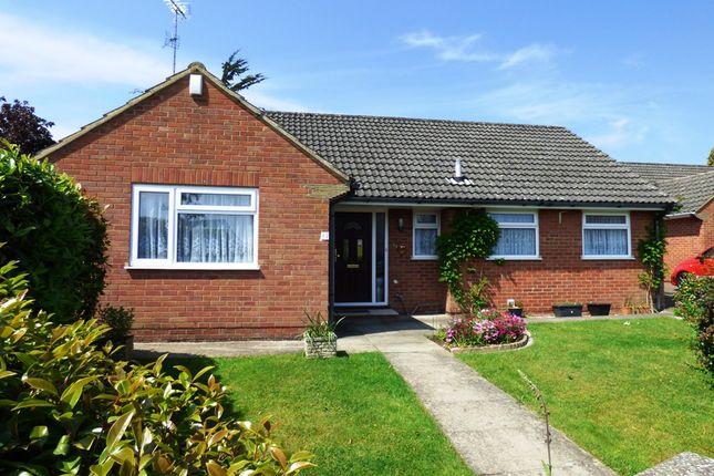 Thumbnail Detached bungalow for sale in Gurney Close, Caversham, Reading