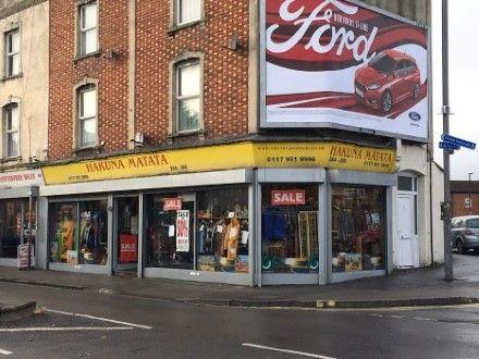 Thumbnail Commercial property for sale in Stapleton Road, Eastville, Bristol