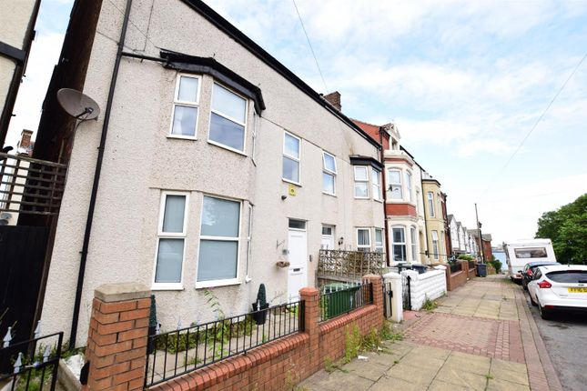 Thumbnail End terrace house for sale in Egerton Street, New Brighton, Wallasey