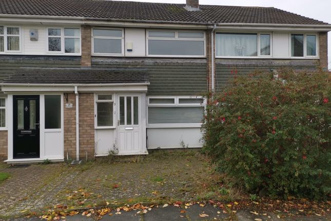 Thumbnail 3 bed semi-detached house to rent in Esher Court, Brunton Bridge, Newcastle Upon Tyne