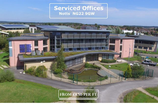 Thumbnail Office to let in Darwin Drive, Ollerton, Notts