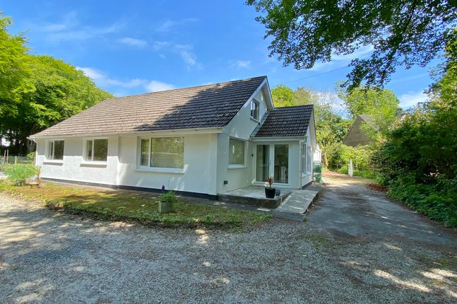 Thumbnail Detached bungalow for sale in Grove Lane, Goldsithney, Penzance