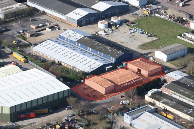 Thumbnail Business park for sale in Aylesham, Canterbury, Kent