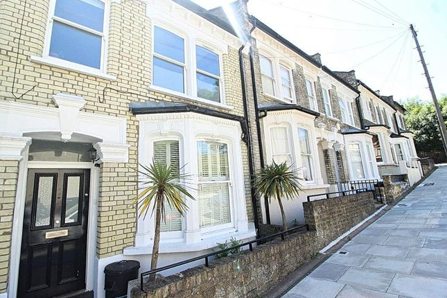 Thumbnail Terraced house to rent in Poynings Road, London