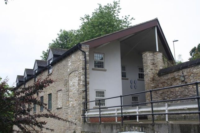 Thumbnail Flat to rent in The Old Paper Mill, Mill Lane, Richmond, North Yorkshire