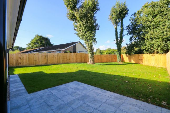 Thumbnail Detached bungalow for sale in Tracey Vale, Bovey Tracey, Newton Abbot
