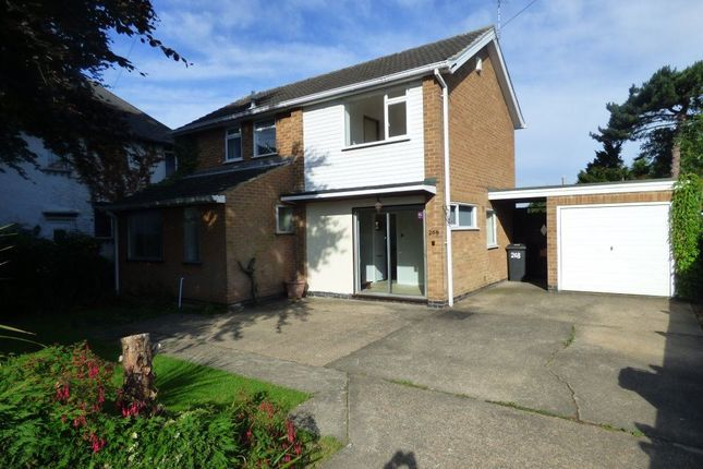 Thumbnail Detached house to rent in Tamworth Road, Sawley