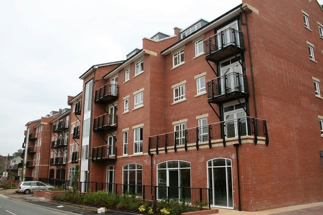 Thumbnail Flat to rent in Mill Green, Congleton