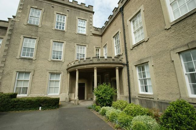 Thumbnail Flat to rent in Manor House, Mansfield Woodhouse, Mansfield