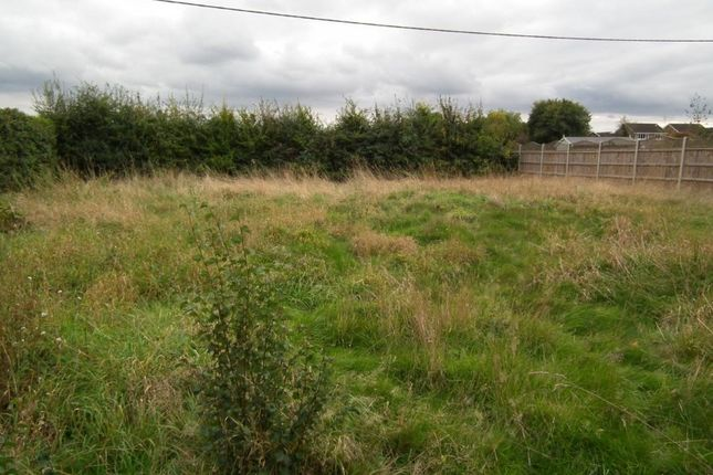 Thumbnail Land for sale in Building Plot 24 Rectory Lane, Mulbarton, Norfolk