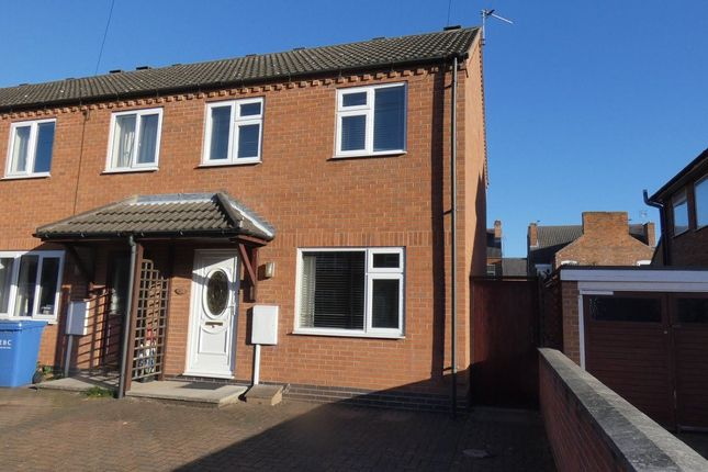 Thumbnail Terraced house to rent in William Street, Long Eaton, Nottingham