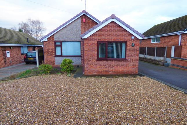 Thumbnail Bungalow to rent in Wortley Close, Ilkeston, Derbyshire