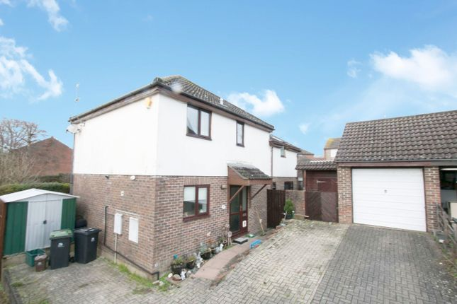 Thumbnail Detached house for sale in Gatcombe Close, Dorchester, Dorset