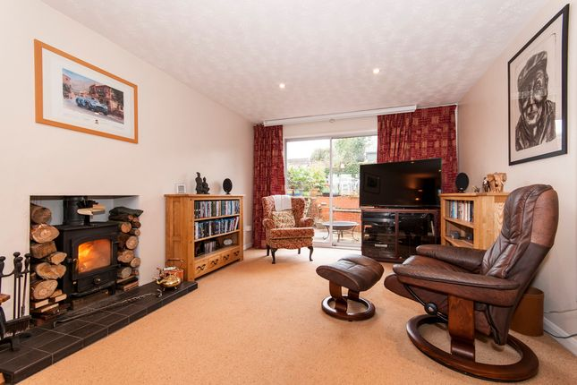 Thumbnail Detached house for sale in Campion Hill, Castle Donington, Derby