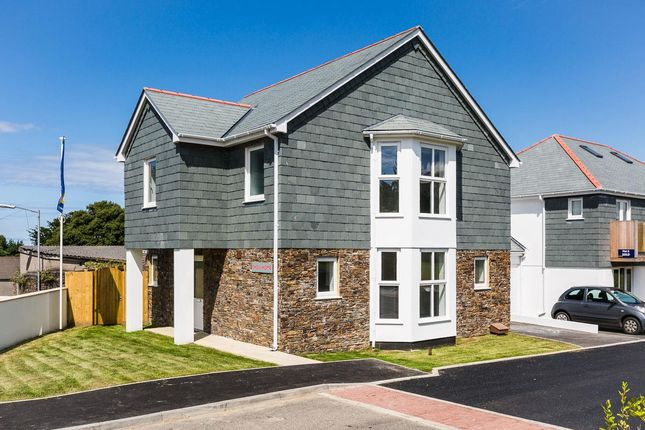 Thumbnail Link-detached house for sale in Coach Lane, Redruth